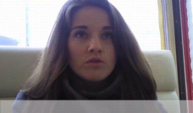 """Zwolennicy teorii spiskowych: Za filmem """"Jestem Ukrainką"""" stoi amerykańska propaganda"""