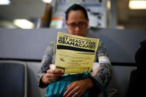 Co będzie z Obamacare? Nikt nie zadaje pytań, póki Donald Trump jest w centrum uwagi