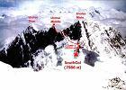 Trzy wierzchołki Lhotse
