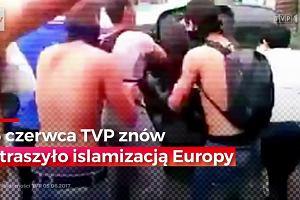 """""""Wiadomosci TVP"""" pomyliły francuskiego komika z radykalnym islamistą"""