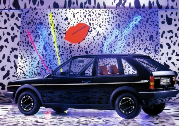 Volkswagen Polo II Coupe Fox