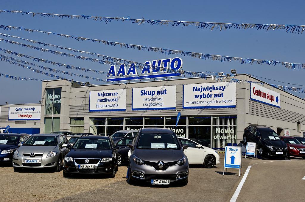 Aaa Auto W Polsce Sprawdzone Auta U Ywane