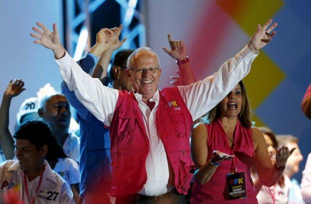 Peru by� mo�e b�dzie mie� prezydenta o polsko brzmi�cym nazwisku Kuczynski