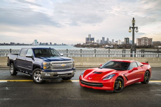 Salon Detroit 2014 | Car & Truck Of The Year