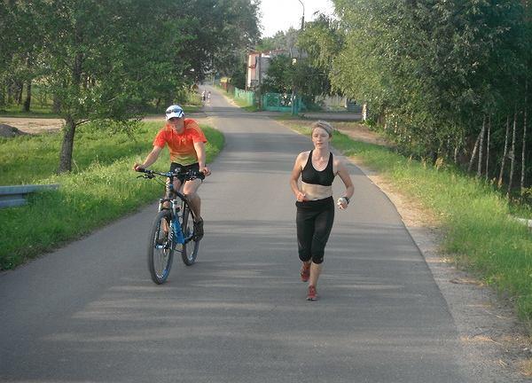 Krwawa pętla - 255 km wokół Warszawy w formule Bike and Run