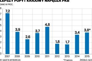 Ekonomi�ci wr� Polsce t�usty rok. Zatrz�sienie pozytywnych prognoz