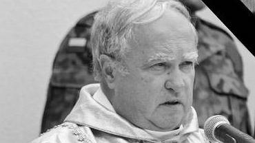 Ks. Jan Biernacki, zamordowany proboszcz parafii w Tarnawie.