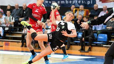 III Runda Pucharu EHF. MKS Selgros - Randers HK 23:23. Joanna Drabik