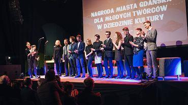 Nagroda Miasta Gdańska dla Młodych Twórców w Dziedzinie Kultury 2016