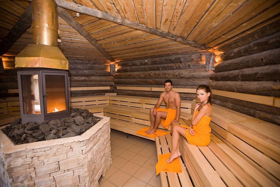 Sauna idealna na jesień. Relaksuje i poprawia odporność