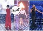 Ewa Farna, Patrycja Kazadi czy Tatiana Okupnki? Kt�ra z gwiazd wygl�da�a najlepiej w pierwszym odcinku live programu X-Factor?
