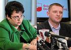 Marzena Wr�bel i Andrzej Rozenek