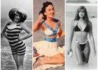 Kostiumy kąpielowe na przestrzeni lat - czyli jak bikini stawało się coraz mniejsze i mniejsze...