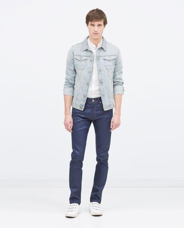 ed54eed4ce8fc Zdjęcie numer 11 w galerii - Męskie kurtki dżinsowe: wielki powrót