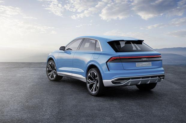 Wideo | Audi Q8 | Największy i najbardziej luksusowy