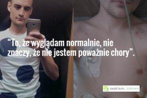 Publikuje zdjęcia dowodzące, że wygląd może mylić i zdobywa serca internautów