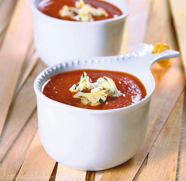 Kremowe zupy z charakterem