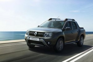Renault Duster Oroch | Debiut w Buenos Aires