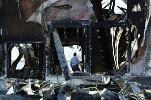 """Po pożarze meczetu żydzi dzielą synagogę z muzułmanami. """"Przyszli i dali mi klucze"""""""
