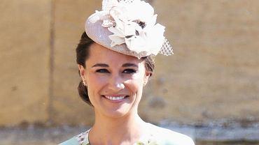 Pippa Middleton, ślub księcia Harry'ego i Meghan
