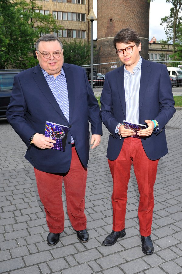 Wojciech Mann, Marcin Mann