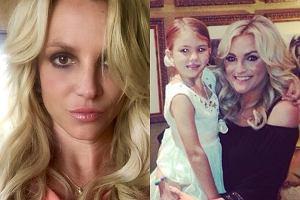 Britney Spears, Jamie Lynn Spears z córką Maddie