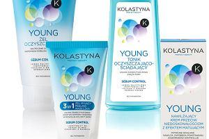 Kolastyna: linia Young dla cery z problemami