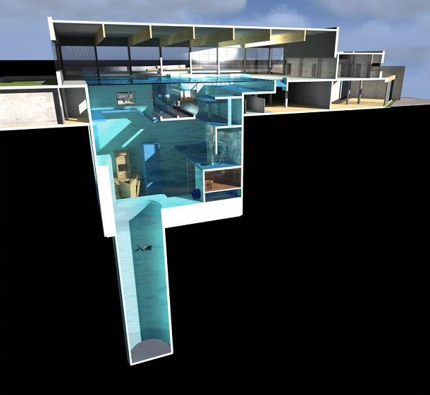 W Mszczonowie powstaje najgłębszy basen na świecie