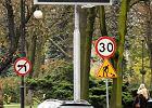 Tablice b�d� ostrzega�y kierowc�w przed korkami i wypadkami
