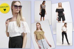 Bluzka z falbaną - przez lato w dziewczęcym stylu