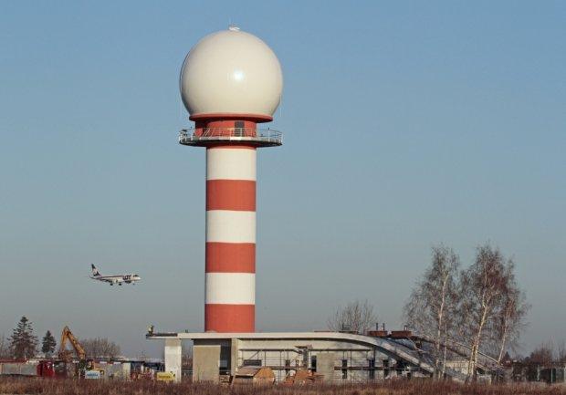 PA�P inwestuje. Przy Lotnisku Chopina powstaje nowoczesny radar