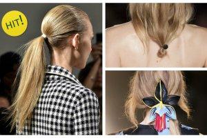 Kucyk- najbardziej modna fryzura na lato