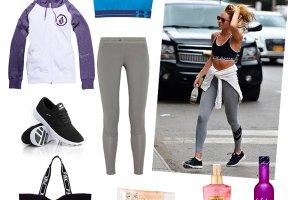 Trening w stylu gwiazd: Candice Swanepoel