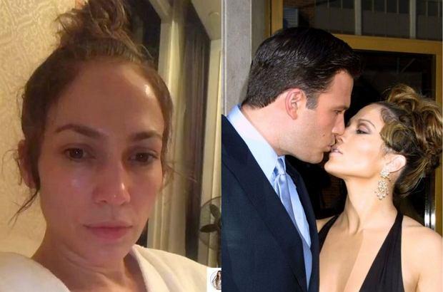 """Jennifer Lopez w ostatnim wywiadzie dla """"Vanity Fair"""" wyznała, jak ciężko zniosła rozstanie z Benem Affleckiem."""