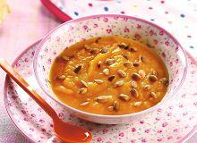 Zupa dyniowa z imbirem - ugotuj