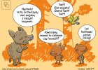 Dr Tomasz Samojlik: Przez komiksy do puszczy