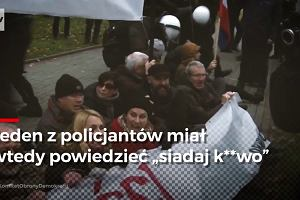 """Policja pokazała na konferencji sławnego """"Kulsona"""". Okazał się nim mł. aspirant Mariusz"""