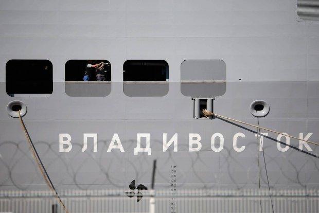 Francja zapowiada�a, �e nie sprzeda Rosji Mistrali. Ale rosyjscy marynarze we Francji si� szkol�...