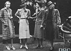 Pokazy mody na pocz�tku ubieg�ego wieku