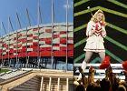 Koncert Madonny na Stadionie Narodowym odby� si� 1 sierpnia 2012 roku