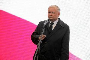 """Kaczy�ski na �l�sku: Pa�stwo ufundowane na """"Solidarno�ci"""" nie przestrzega praw ludzi pracy"""