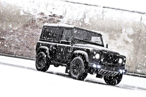 Defender Winter Edition