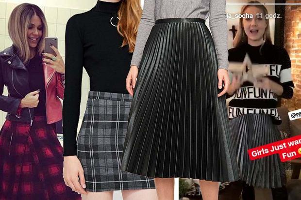 Jeżeli szukacie idealnych spódnic do świątecznej stylizacji, to już teraz znajdziecie je w sklepach sieciowych! Nasze gwiazdy już skorzystały i postawiły na markę Reserved, może i wam coś się spodoba?