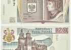 Pierwszy polski banknot z kodem 2D. A na nim kronikarz Jan D�ugosz
