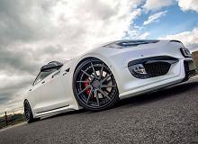 Tuning | Tesla Model S | Agresywny pakiet dla elektryka