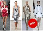 New York Fashion Week: 7 najwa�niejszych trend�w z wybieg�w na wiosn� 2014 - znajdziesz co� dla siebie?