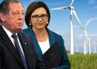 """Co ma PiS do wiatraków? Nowa ustawa zagraża rozwojowi zielonej energii. """"Doprowadzi do bankructwa"""""""