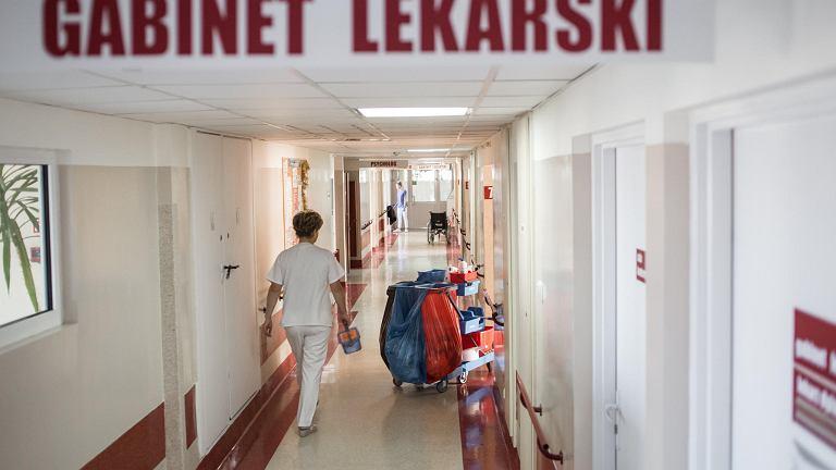 Bakteria Klebsiella pojawiła się w szpitalach na Pomorzu