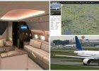 Tajemnicze loty luksusowego airbusa 318. Sekretne związki ukraińskich oligarchów z przewoźnikiem z Austrii