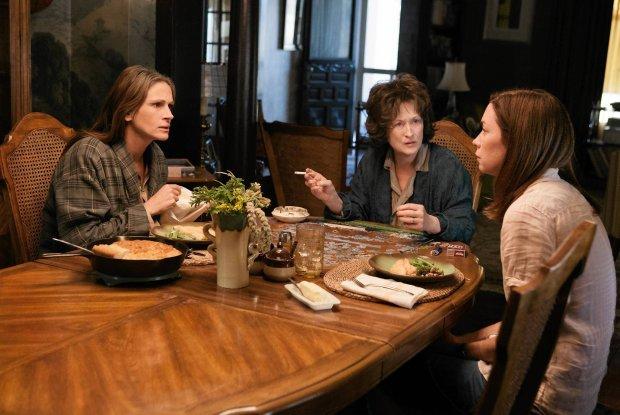 Meryl Streep nominowana za rol� w filmie 'Sierpie� w hrabstwie Osage'